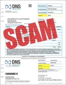dns-services-scam-invoice