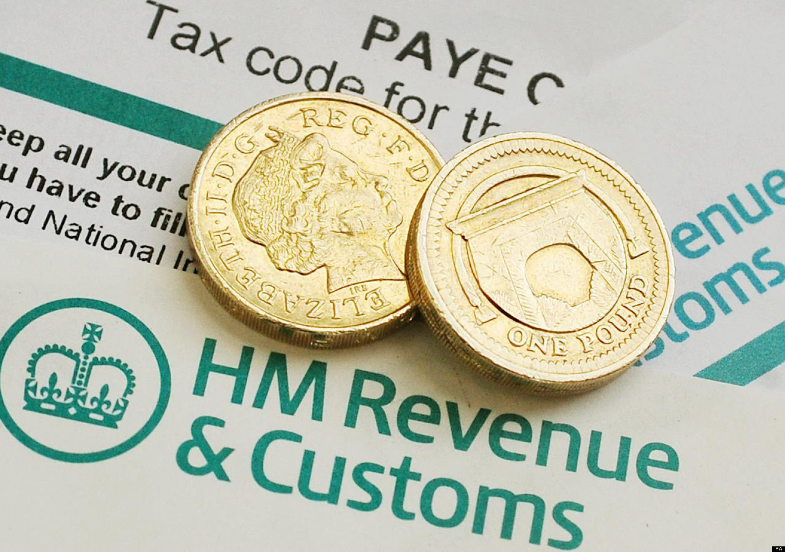 hm revenue tax return