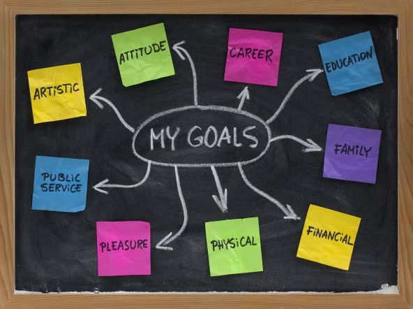 sort your goals out