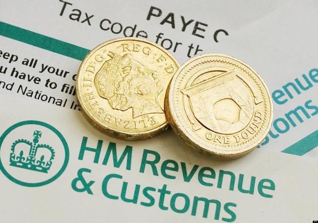 hm revenue tax return