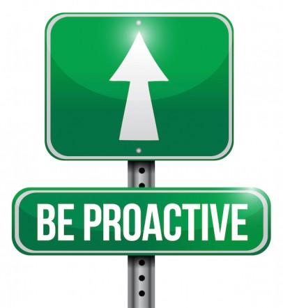 be proactive image